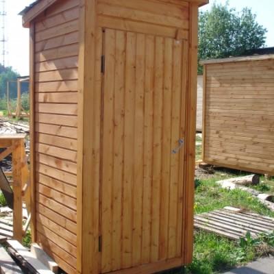 Туалет простой №2