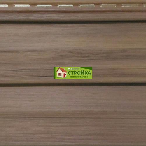 Сайдинг Tecos Natural wood effect корабельный брус - Канадский дуб