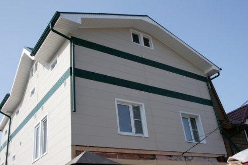 Фасадные панели Стенолит P610