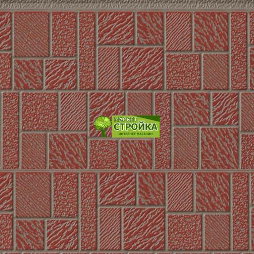 Фасадные панели Стенолит Стандарт MS814-7