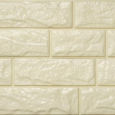 Фасадные панели Ю-пласт Стоун-Хаус — цвет Ванильный
