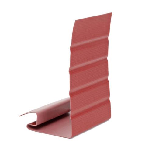 Околооконная широкая планка 24 см - Красная