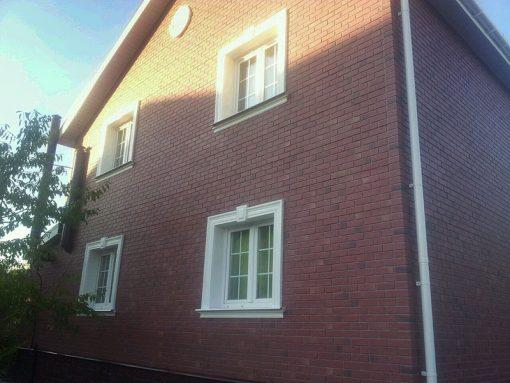 Фасадные панели Docke-R Berg Вишневый