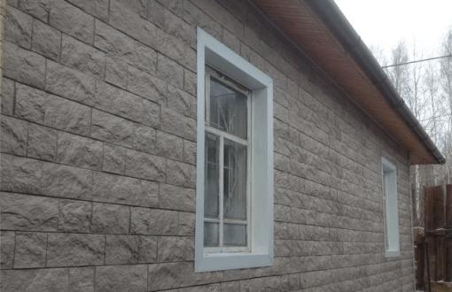 Фасадные панели Docke-R Fels Жемчужный
