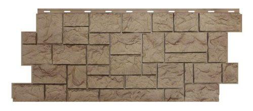 Фасадные панели NordSide Северный камень - Песочный