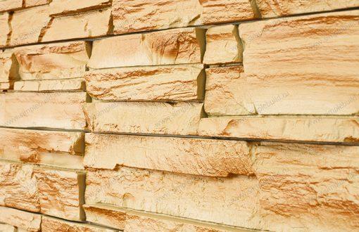 Фасадные панели Royal Stone Скалистый камень - Буффало