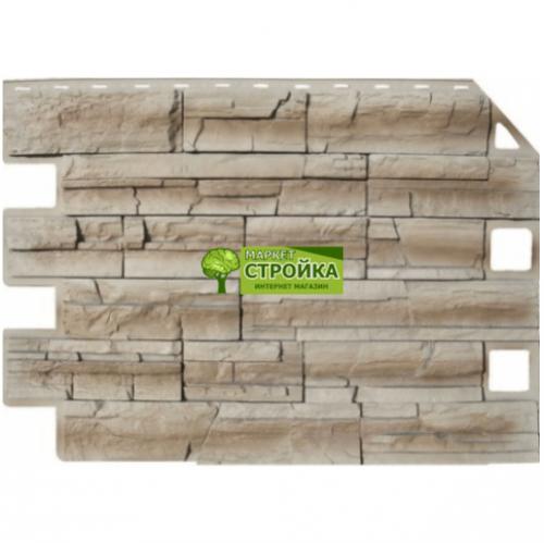 Фасадные панели Royal Stone Скалистый камень - Оттава