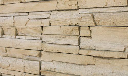 Фасадные панели Royal Stone Скалистый камень - Ванкувер