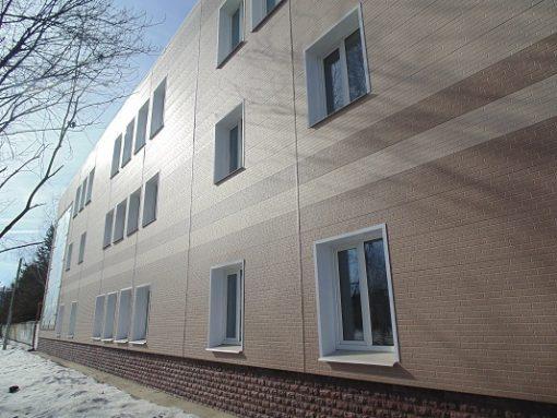 Фасадные панели Термопан SB60 и SB62-5
