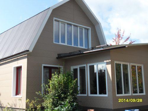 Фасадные панели Термопан SB62-5