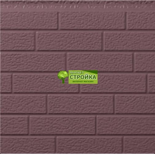 Фасадные панели Термопан под кирпич SBN809
