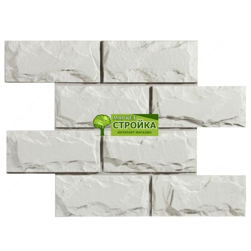 Фасадные панели Wandstein Доломит - Белый
