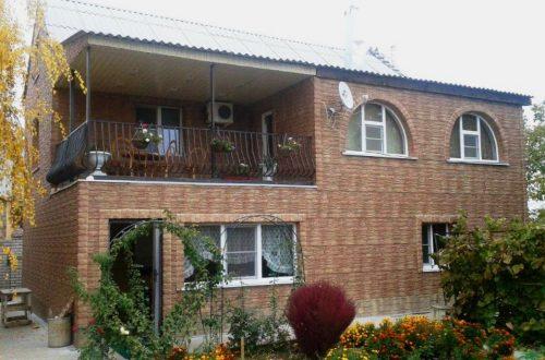Фасадные панели Wandstein Скол - Светло-коричневый