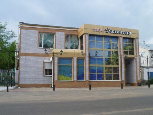 Облицовка фасада - STEIN Молочный, Бронзовый