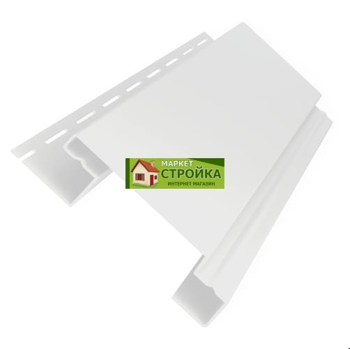 Планка наборная (наличник), H-Профиль Grand Line - цвет Белый