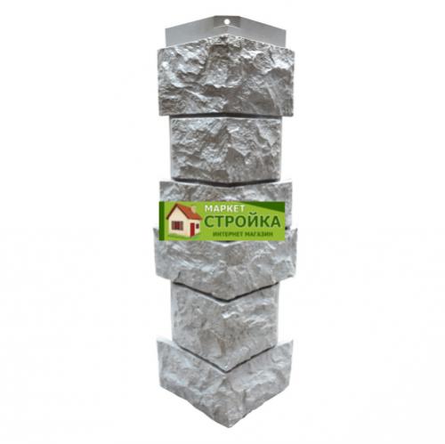 Угол NordSide Северный камень - Серый