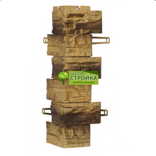 Угол наружный Royal Stone Скалистый камень Эдмонтон