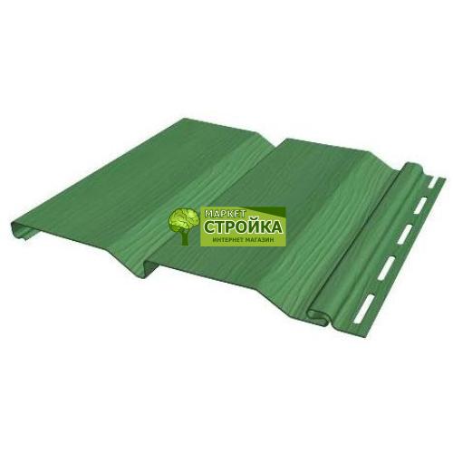 Сайдинг FineBer Промышленный — Зеленый