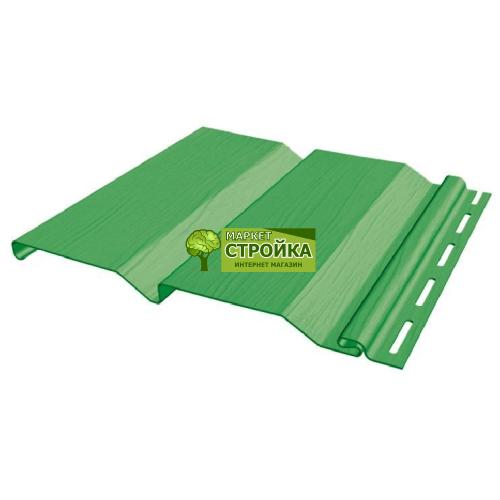 Сайдинг FineBer Standart — Зеленый