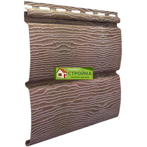 Сайдинг Ю-пласт Timberblock - Дуб натуральный
