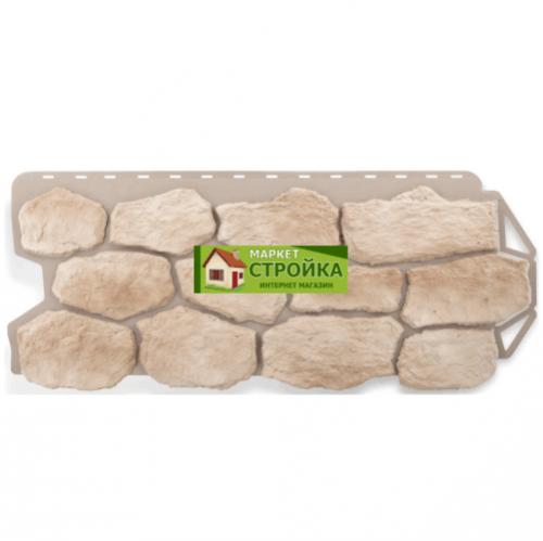 Фасадные панели Альта-Профиль Бутовый камень - Нормандский
