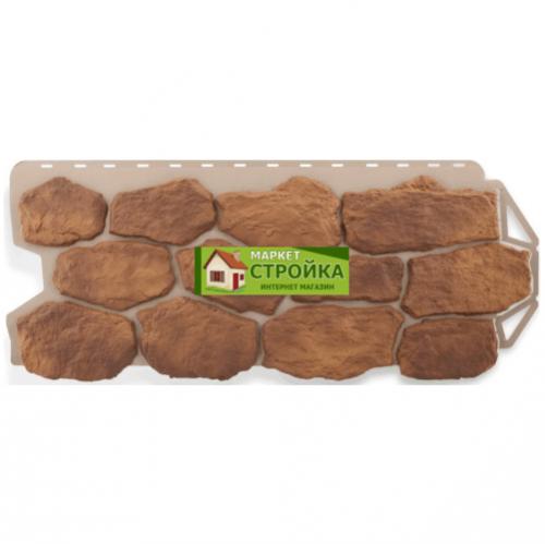 Фасадные панели Альта-Профиль Бутовый камень - Скифский