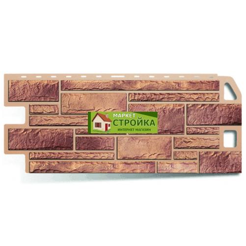 Фасадные панели Альта-Профиль Камень - Кварцит