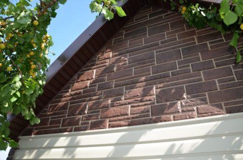 Фасадные панели Альта-Профиль Камень Жжёный