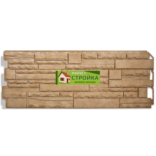 Фасадные панели Альта-Профиль Скалистый камень - Альпы