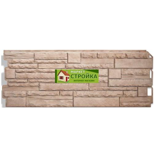 Фасадные панели Альта-Профиль Скалистый камень - Алтай