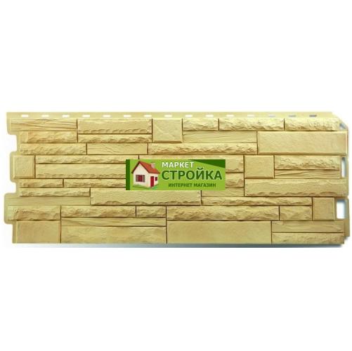 Фасадные панели Альта-Профиль Скалистый камень - Кавказ