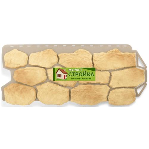 Фасадные панели Альта-профиль Бутовый камень - Греческий