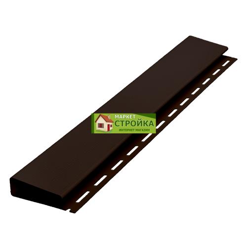 Наличник Nordside Темно-коричневый