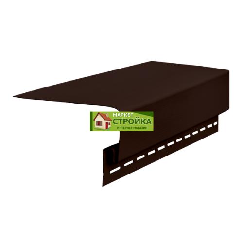 Приоконная планка Nordside Темно-коричневый