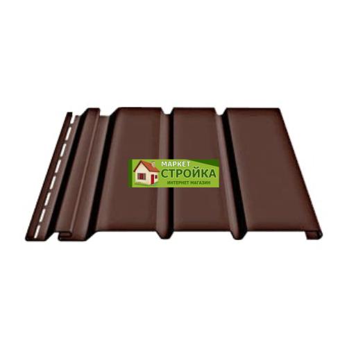 Соффит Docke Solid Т4 Шоколад