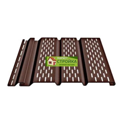 Соффит Docke Vented Т4 Шоколад
