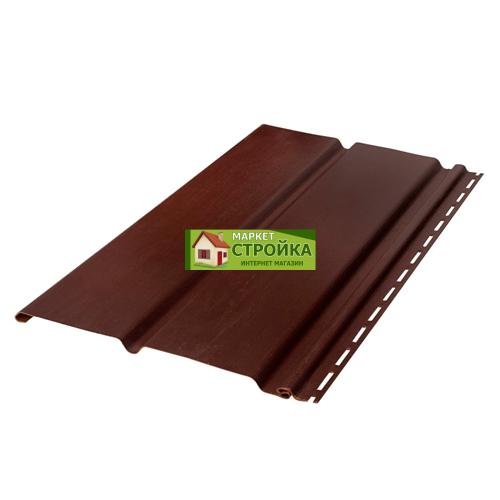 Соффит Nordside D-4,5 Solit коричневый