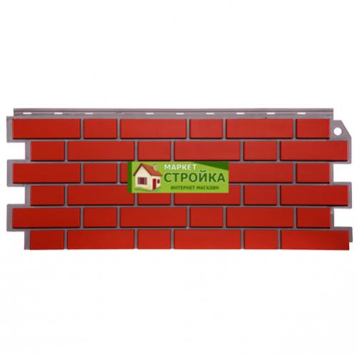 Фасадные панели FineBer Кирпич облицовочный - Коралловый