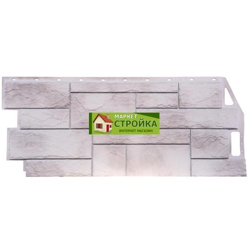 Фасадные панели FineBer Природный камень - Жемчужный