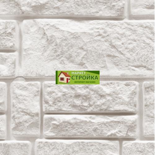 Фасадные панели Foundry Камень Известняк - Белый хлопок (850)
