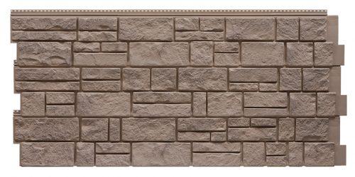 Фасадные панели Foundry Камень Известняк - Охра