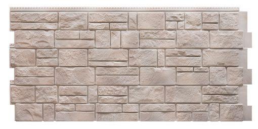 Фасадные панели Foundry Камень Известняк - Песчанный берег
