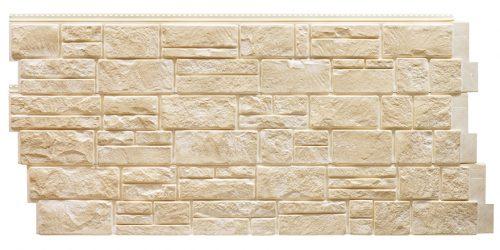 Фасадные панели Foundry Камень Известняк - Солома