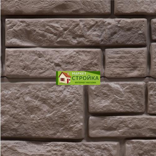 Фасадные панели Foundry Камень Известняк - Умбра (887)