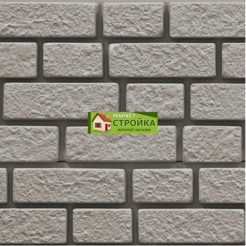 Фасадные панели Foundry Кирпич - Серая глина (008)