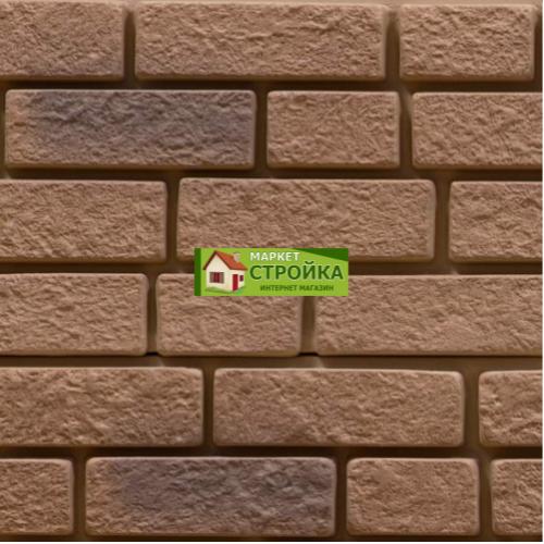 Фасадные панели Foundry Кирпич - Закат (881)