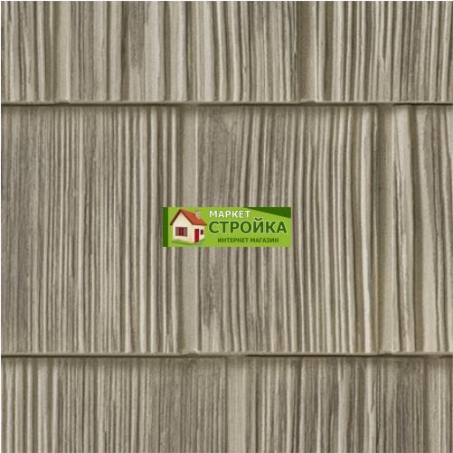 Фасадные панели Foundry Щепа Ровный край - Пшеничный (822)