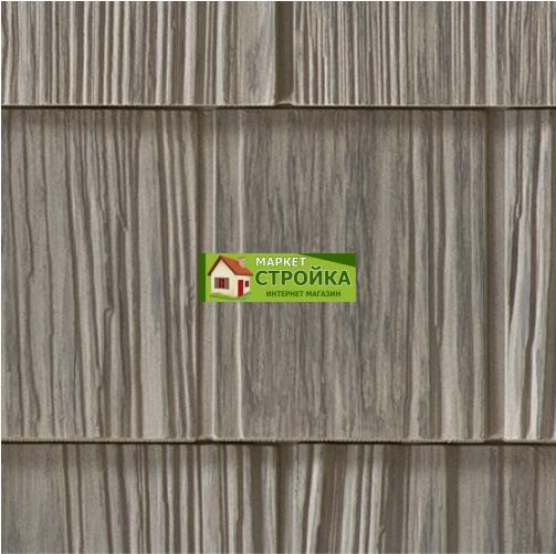 Фасадные панели Foundry Щепа Ровный край - Винтажный тауп (820)