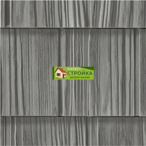 Фасадные панели Foundry Щепа Ровный край - Винтажный зеленый (823)