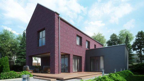 Фасадные панели VOX Solid Brick Belgium